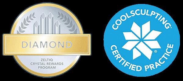 CoolSculpting Diamond Certified Practice-600